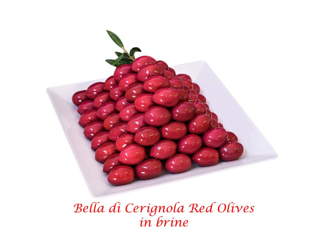 bella cerignola rossa