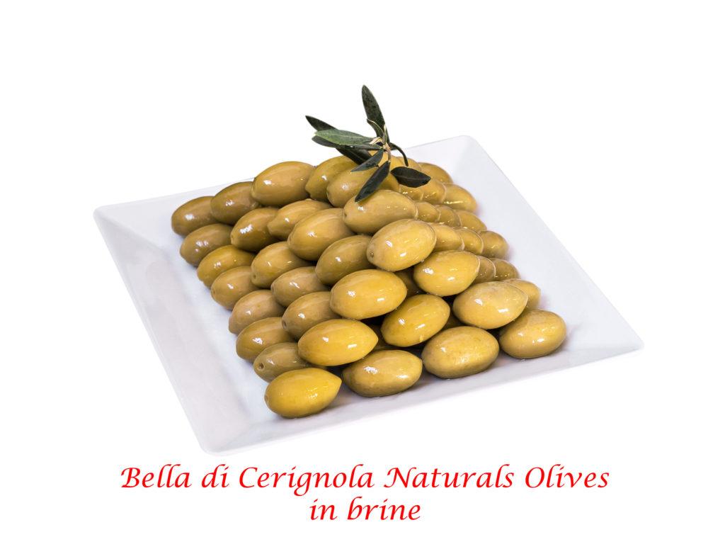oliva bella di cerignola naturale