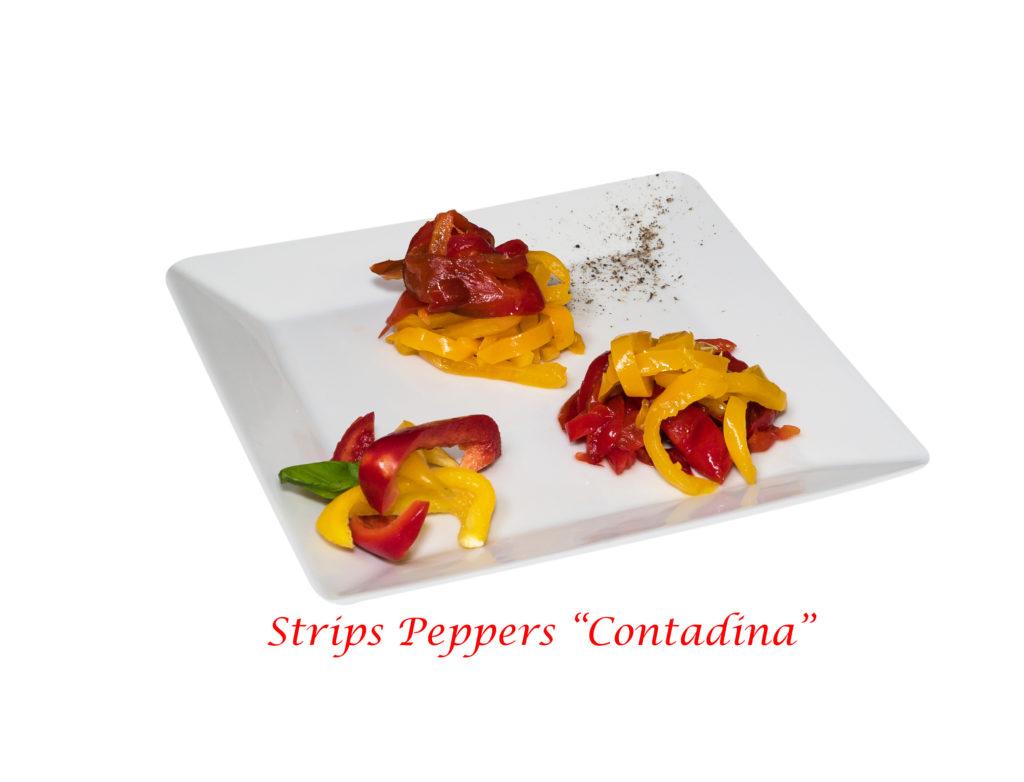peperoni a filetti contadina